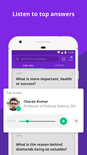 Vokal - Ask Questions, Share knowledge with India  screenshots 3