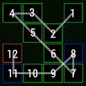 Knots Logic Puzzle icon