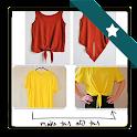 Trendy DIY Clothing Ideas icon