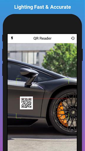 QR Code Reader & Scanner screenshot 2