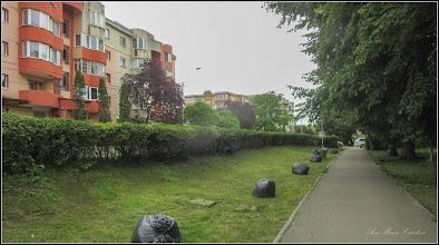 Photo: Turda - Calea Victoriei , alee pietonala - 2019.05.31