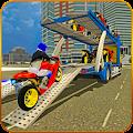 Bike Transport Cargo Truck download