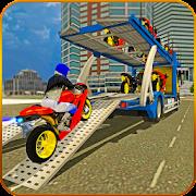 Bike Transport Cargo Truck
