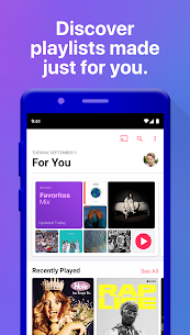 Download Apple Music MOD APK v3.2.2 (Premium) 4