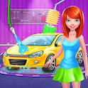 Girls Car Wash Salon Workshop icon