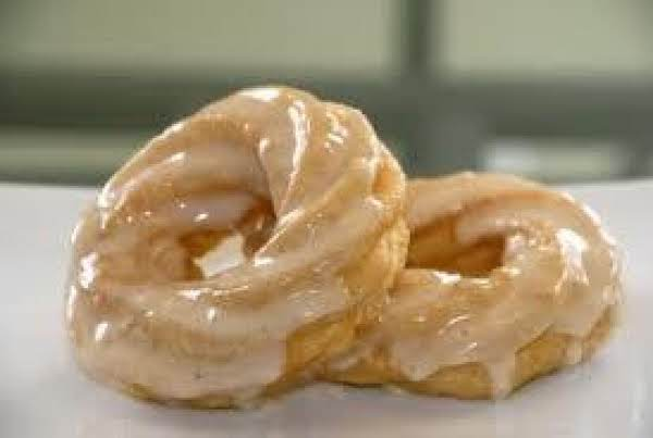 Lemon Vanilla Bean Glaze Recipe
