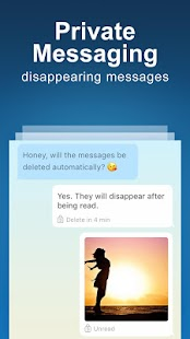 Private Text Messaging + Secure Texting & Calling- screenshot thumbnail