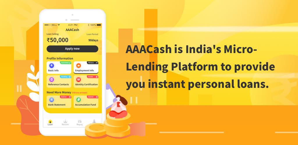 AAACash-Loan App For Personal Cash Loan Online 1.0.9 Apk Download - com.cashking.cfh APK free