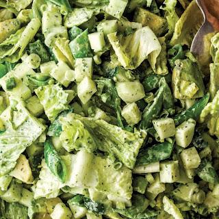 The Greenest Green Salad Recipe