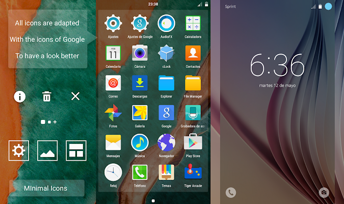 CM12.1 Galaxy S6 v7.1.1