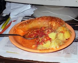 Photo: Papryka faszerowana, sos pomidorowy ze śmietaną (09)