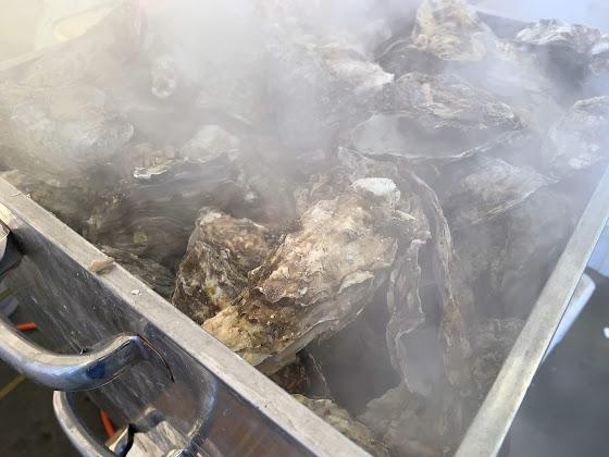南三陸産牡蠣