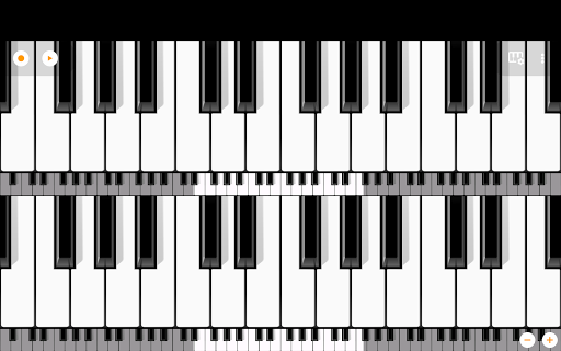 Mini Piano Lite 4.5.5 screenshots 15
