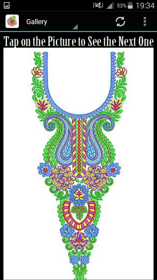 Embroidery designs android apps on google play for Embroidery office design 7 5 full