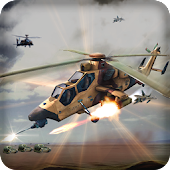Gunship Helicopter Army Battle