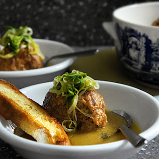 White Wine Meatball To The Rescue