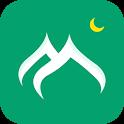 Al Hiwar-Muslim Prayer Times, Azan, Quran&Qibla icon