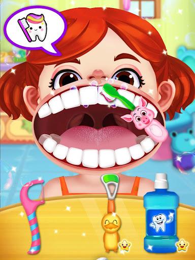 Dentista loco  - doctor kids  trampa 7