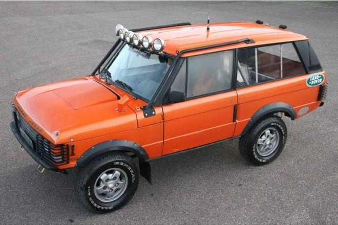 1973 Range Rover Hire CA