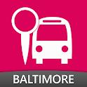 Baltimore Bus Checker - Free icon