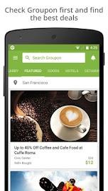 Groupon - Daily Deals, Coupons Screenshot 1