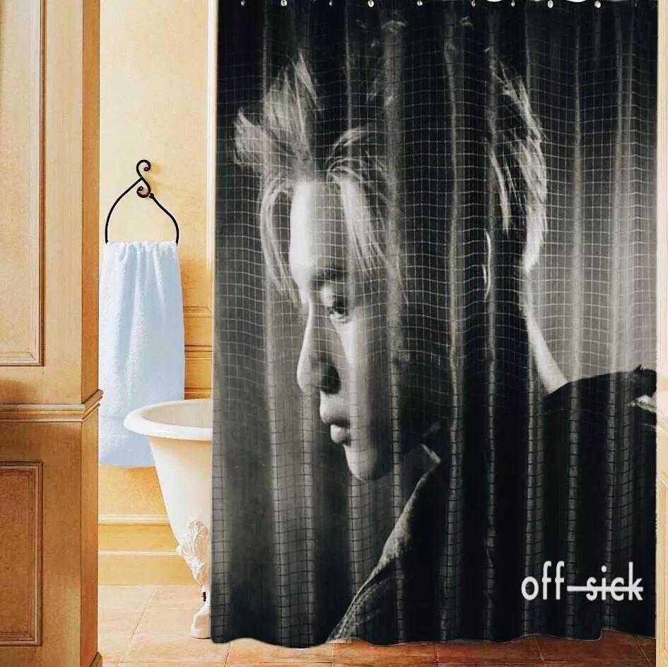 taemin shower curtain