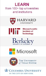 edX - Online Courses by Harvard, MIT, Microsoft APK screenshot thumbnail 1