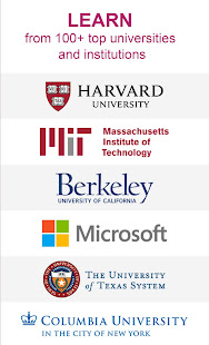 edX - Online Courses by Harvard, MIT, Microsoft - Apps on Google Play