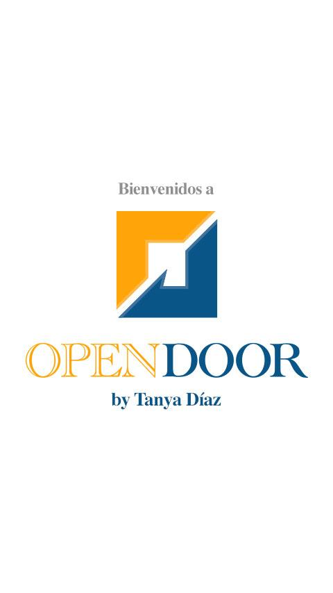 OpenDoor by Tanya Díaz- screenshot
