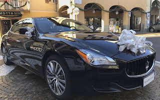 Maserati Quattroporte Rent Liguria