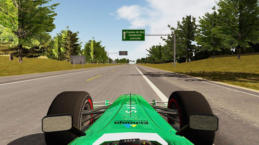 Just Drive Simulator - screenshot