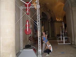 Photo: Kladkostroj nám to ulehčí oběma (Palais de la Découverte - Palác objevů)