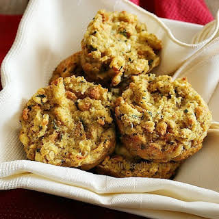 Stuffing Muffins.