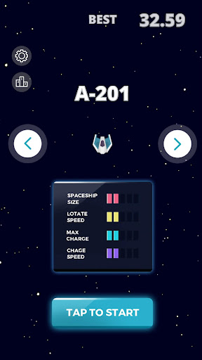Télécharger Dodge Space APK MOD (Astuce) screenshots 2
