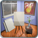 My Painting Wallpaper Free icon