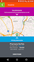 Screenshot of Pharmacie.be