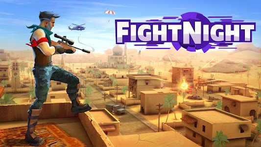 FightNight Battle Royale: FPS Shooter 0.5.0 (Free Shopping)