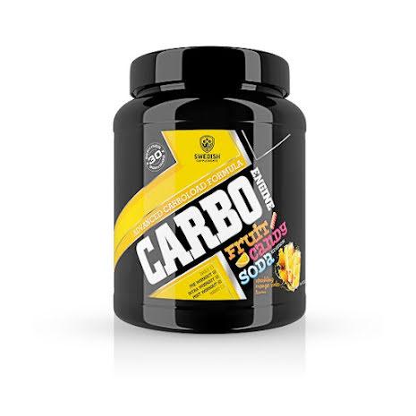 Swedish Supplements Carbo Engine 1000g - Orange