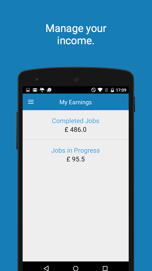 BuzzWorker - Jobs, on demand- screenshot