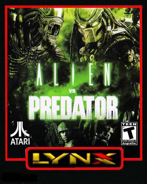 ALIEN Vs PREDATOR Atari Lynx NEW UNRELEASED Cartridge AVP