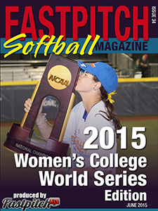 Fastpitch Softball Magazine issue 34