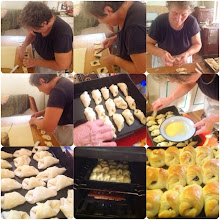 Photo: Romanian homemade cookie class - horn jam (Cornulete cu gem) #intercer #romania #cook #cooking #cookies #mom #homemade #jam #dough #yellow #eat #food #yummy #sweet #tasty #oven - via Instagram, http://ift.tt/1rZd4FC