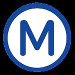 Paris Metro Offline Icon