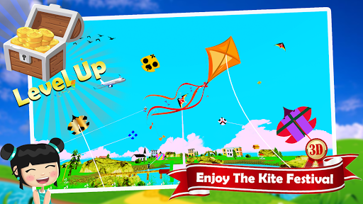Basant The Kite Fight 3D : Kite Flying Games 2020  captures d'écran 2