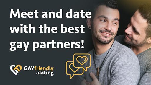 Gay guys chat & dating app - GayFriendly.dating 1.41.20 screenshots 1