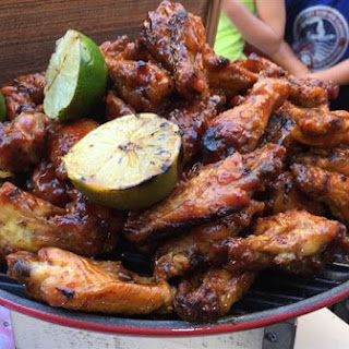 Cleveland Grilled Chicken Wings