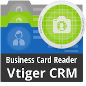 Business Card Reader Vtiger