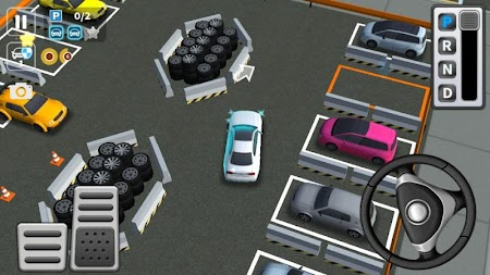 Parking King APK screenshot thumbnail 8