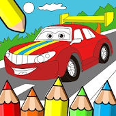 Cars Coloring for Kids
