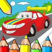 Ô tô tô màu cho trẻ em Mod